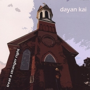 Dayan Kai - Treat A Stranger Right - Cover Image